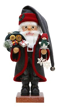 Santa Father Frost - 2017 Limited Edition nutcracker by Ulbricht