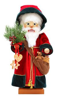 Saint Nicholas - 2015 Limited Edition nutcracker by Ulbricht