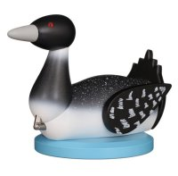 2018 Tour Bird nutcracker by Ulbricht - Magical Loon - Cracking Bird