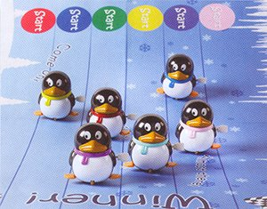 Windup Penguin Toy found 