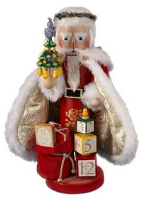 Twelve Days - Special Edition is the 10th Nutcracker released in the 12 Days of Christmas Series of Steinbach Nutcrackers - Limited Edition and signed by Karla Steinbach