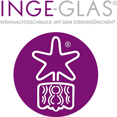 Inge-glas - Christmas Ornaments with the Star Crown