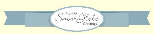 Pop-Up Snow Globes Christmas Greeting Cards by Up With Paper