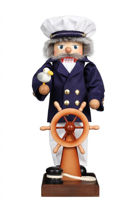 Nautical Sea Captain<br>2018 Ulbricht Nutcracker