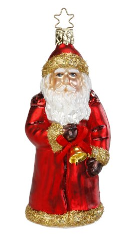 Christmas Chime - Santa with Bell