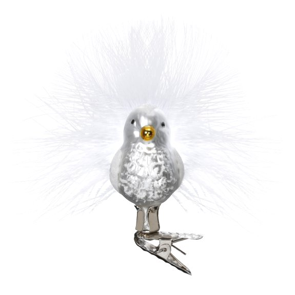 Snow Birdie<br>2016 Inge-glas Ornament