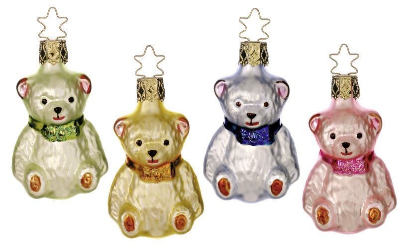 Ted E Bear<br>Colorful Bears from Germany