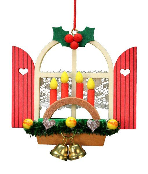 Advent Window Arch<br>Ulbricht Ornament