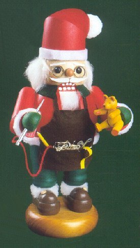 Teddy Maker (Santa)