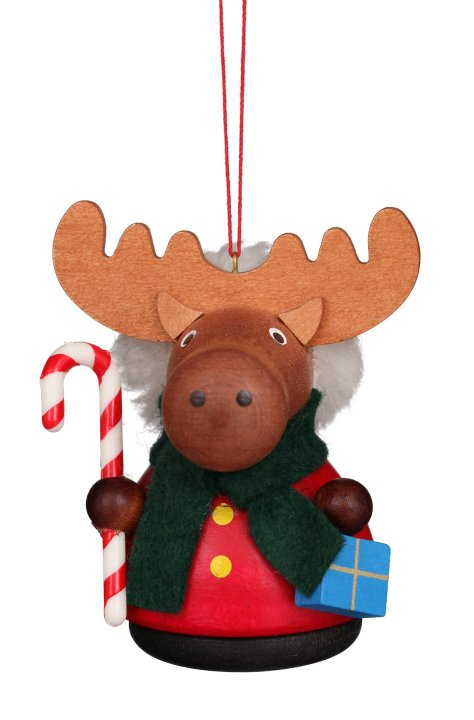 Christmas Moose - Ulbricht<br>Wooble Ornament