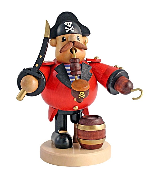 Caribean Pirate<br> Franz Karl Smoker
