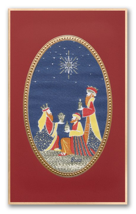 Three Kings<br>Brett Card Collection 2018