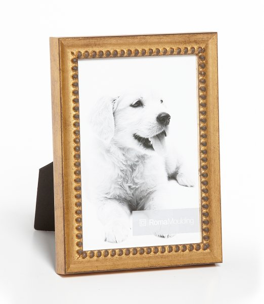 Metro - Urban Gold Leaf<br> Roma Photo Frame