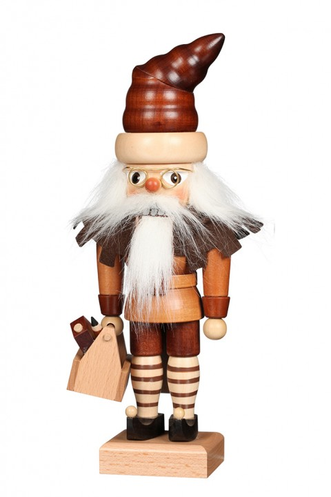 Small Natural Elf<br>Ulbricht Classic Nutcracker