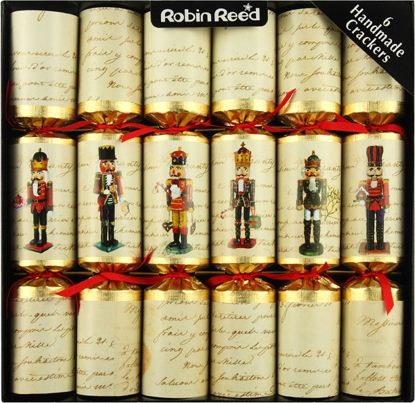 Nutcracker - Robin Reed<br> Christmas Crackers
