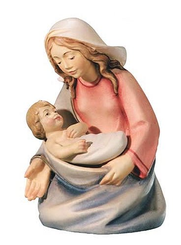 Virgin Mary<br> Dolfi Leonardo Nativity