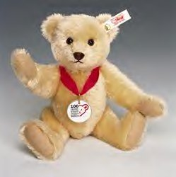 Anniversary Teddy Bear<br> Steiff Limited Edition