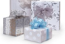 Bridal Gift Wrapping