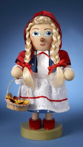 Little Red Riding Hood<br> Chubby Steinbach