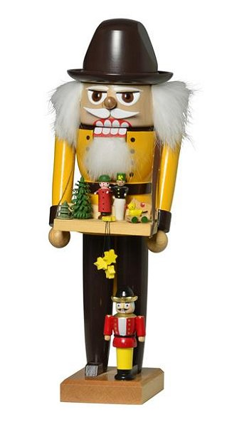 Toy Maker<br>Small KWO Nutcracker