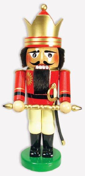 German King - Steinbach<br>Junior Nutcracker