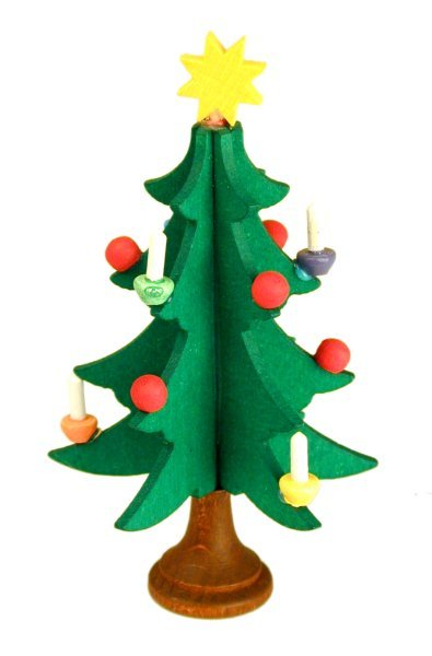 Xmas Tree - Tannenbaum<br>Ulbricht Ornament