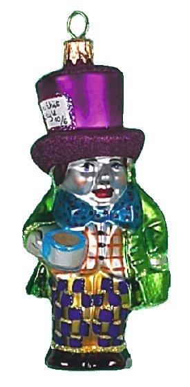 Mad Hatter<br> Alice in Wonderland