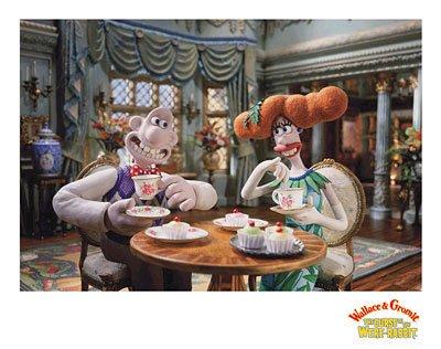 Wallace & Lady Tottington