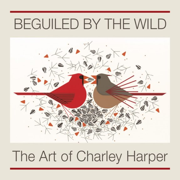 Beguiled by The Wild<BR> The Art of Charley Harper