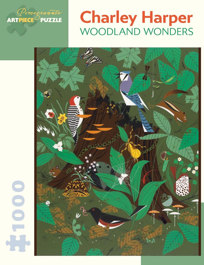 Woodland Wonders - 1000pc<br>Harper Jigsaw Puzzle