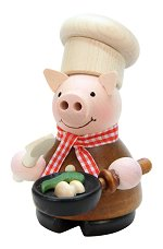 Lucky Pig Chef<br> Mini Ulbricht Smoker