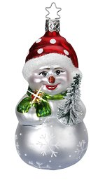Snowy Friend<br>2015 Limited Edition Ornament