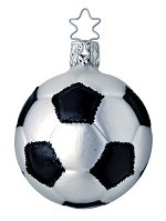World Cup Winner<br>Soccer Ball Ornament