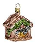 Forest Villa-Bird House<br>2013 Inge-glas ornament
