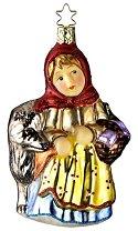 Little Red Riding Hood<br>Inge-glas Ornament