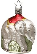 Proud Parade - Elephant<br>Inge-glas Ornament
