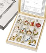 Bride Mini Ornaments<br>Inge-glas Boxed Collection