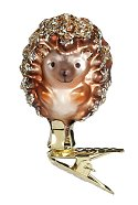 Baby Hedgehog<br>Inge-glas Clip-on Ornament