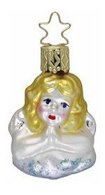 Mini Weihnacht - Angel<br>Inge-glas ornament