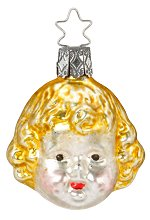Nostalgia Angel Beauty<br> Inge-glas Ornament