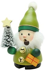 Santa Green - Mini<br> 2014 Ulbricht Smoker