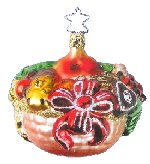 Christmas Basket<br> Birgit's Christmas Collection