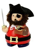 Small Pirate<br>Ulbricht Smoker