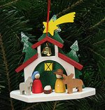Holy Family Chapel<br>2014 Ulbricht Ornament