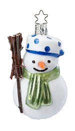 Cool Carl Snowman<br>2018 Limited Edition Ornament