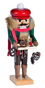 Gingerbread Seller<br>Small KWO Nutcracker