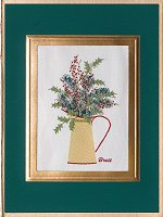 Holiday Bouquet<br>Brett Card Collection 2017