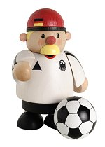 Kicker - Soccer Player<br>Little Fellow KWO Smoker
