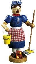 Putzfrau - Cleaning Lady<br>Richard Glässer Smoker