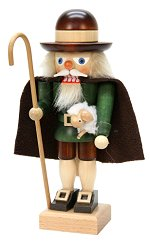 Shepherd - Small<br> 2014 Ulbricht Nutcracker